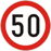 Speed Limits in Croatia